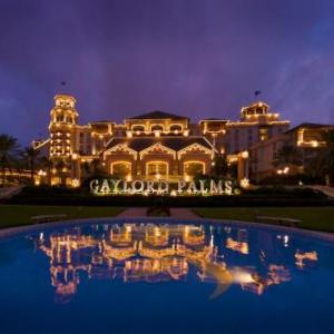 Gaylord Palms Resort & Convention Center Kissimmee